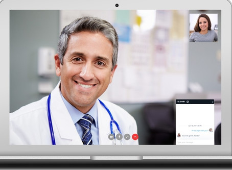 Telemedicine…The New Normal for Healthcare!