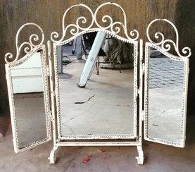 MD065 - Vintage Vanity Mirror
