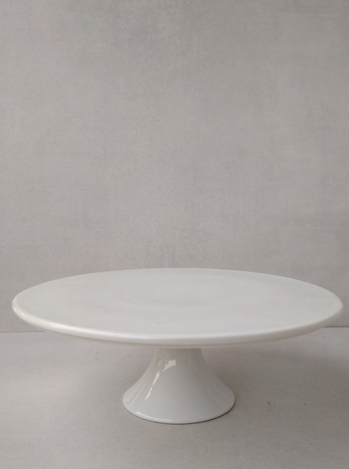 MD0500a - White Cake Stand