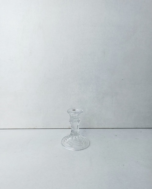MD049 - Glass candlestick