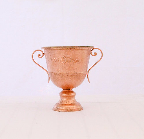 MD031- Rose Gold Compote