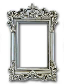 MD006 - Table Number Frame