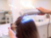 Дарсонвализация волос и лечение волос Дарсонвалем в салоне Парадиз. Сокольники, Москва.