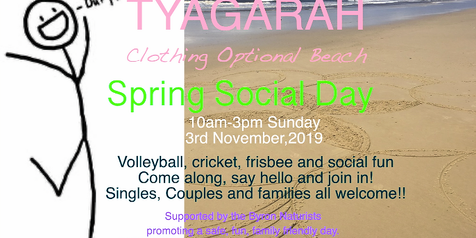 Spring Social Day