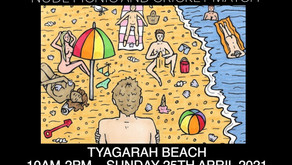 ANZAC Day Nude Picnic & Cricket Match