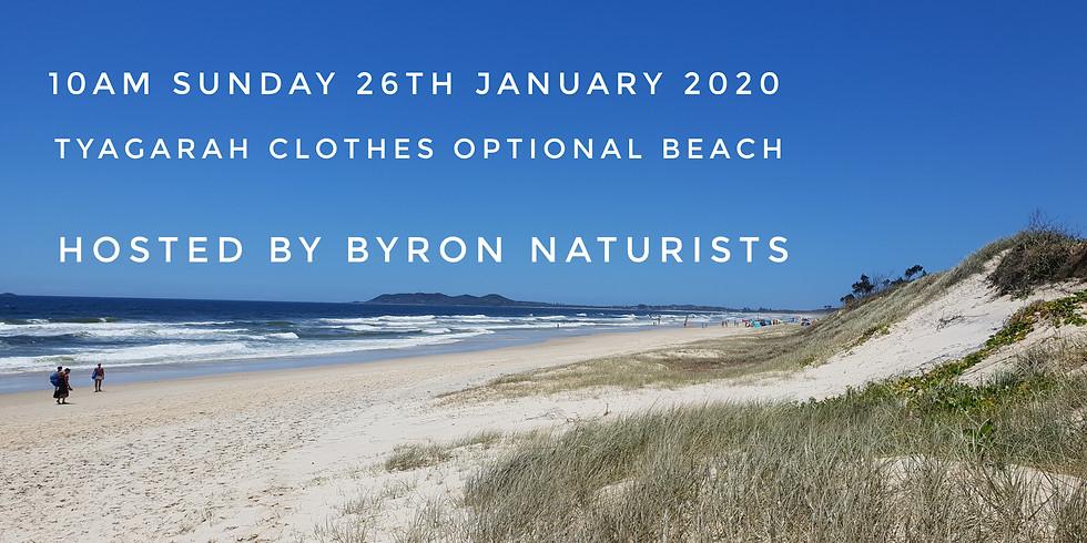 Australia Day Community Beach Day