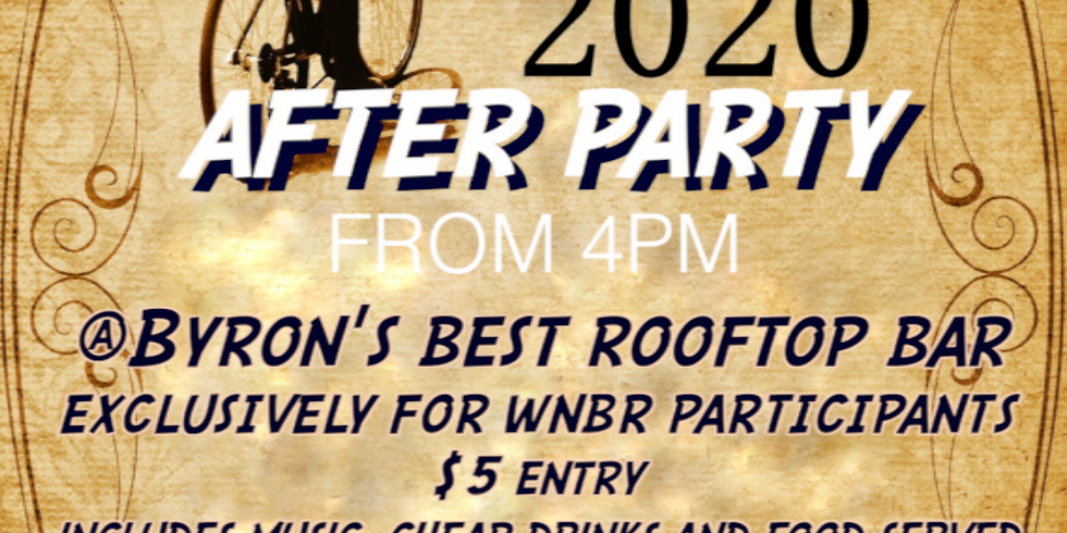 World Naked Bike Ride Afterparty