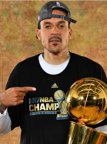 NBA champion Matt Barnes