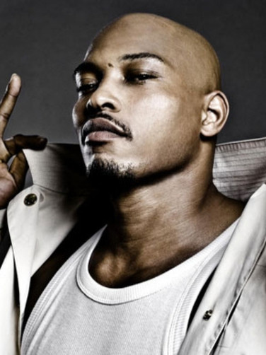 Sticky Fingaz from the Hip Hop group Onyx.