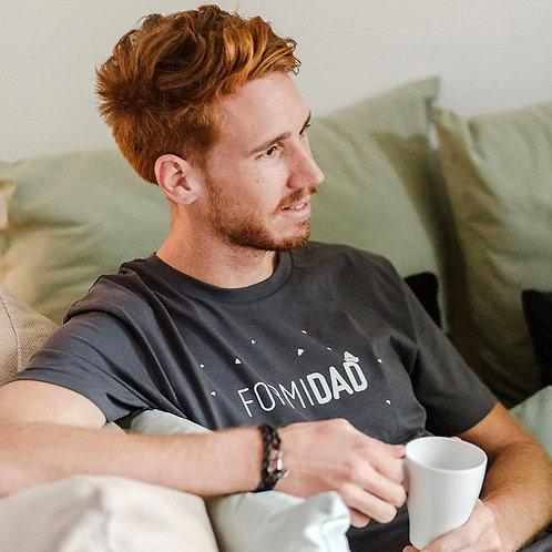 T-shirt FormiDAD gris - Beaming Lab