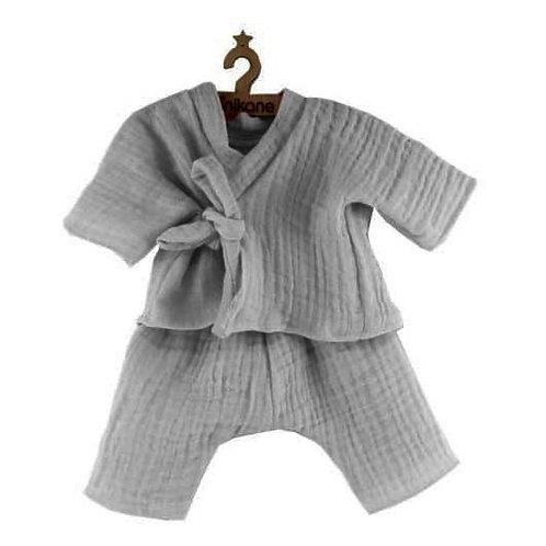 Kimono gris - Minikane