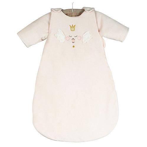 Gigoteuse hiver coton bio princesse Swan 0/6 mois