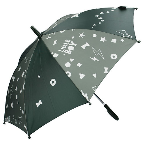Parapluie enfant kaki