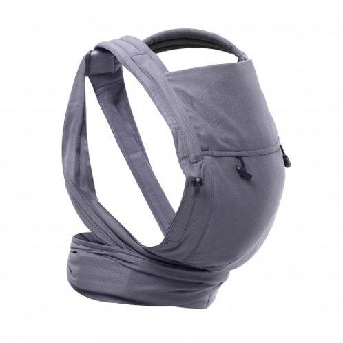 Evolu'bulle mei tai préformé echarpe anthracite - Néobulle