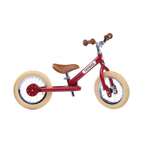 Draisienne Trybike- vintage rouge