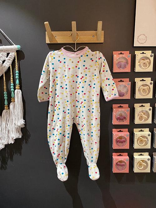Pyjama confettis Petit bateau 24 mois