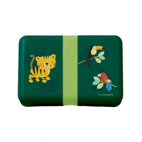 Boîte à goûter Tigre - Little Lovely Company