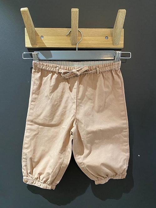 Pantalon vieux rose t. 18 mois
