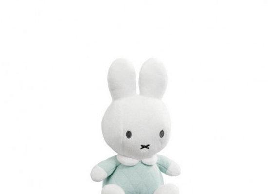 Peluche Miffy 25cm - Mint
