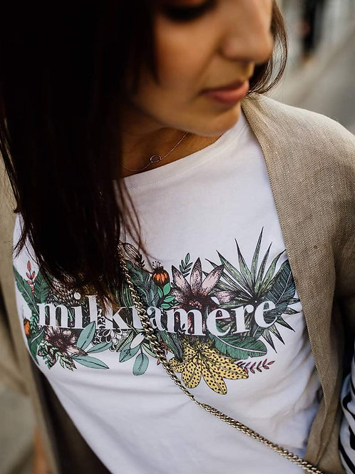 T-shirt Milktamère - Tajinebanane
