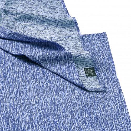 Écharpe de portage bébé tissu SeaCell® marine - Néobulle