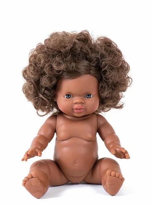 Charlie, poupée Minikane