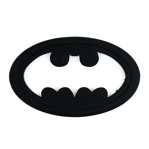 """Anneau de dentition en silicone """"Batman"""""""