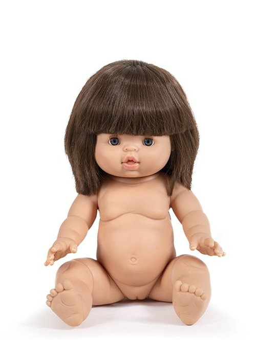 Chloé, poupée Minikane