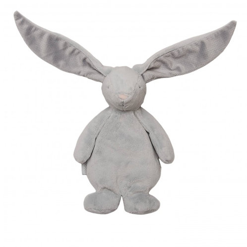 Mini Moonie la peluche sensorielle (gris)