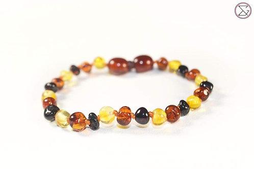 Bracelet d'ambre - Multi