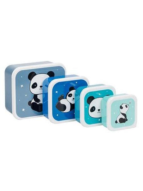 Boîtes à collation Panda - A Little Lovely Company