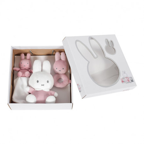 Coffret cadeau de naissance- Miffy