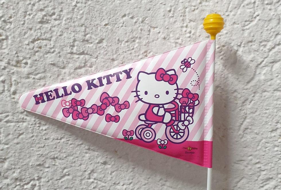 "BIKE FASHION Sicherheitswimpel "" Hello Kitty"""