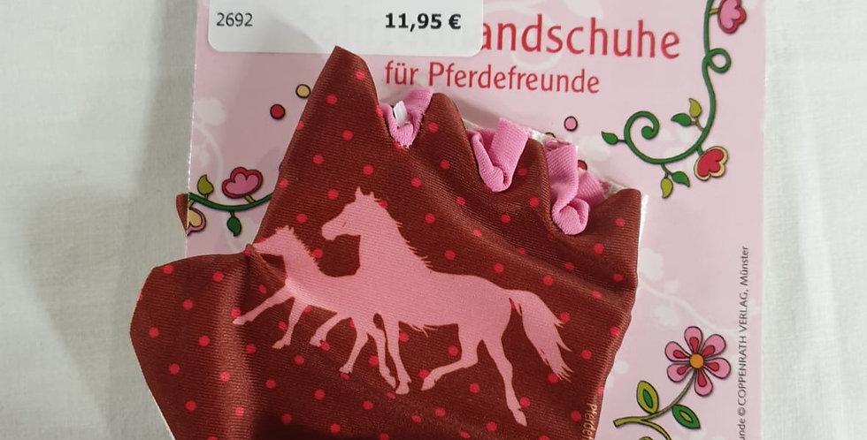 "BIKE FASHION Kinderhandschuh ""Pferdefreunde"""