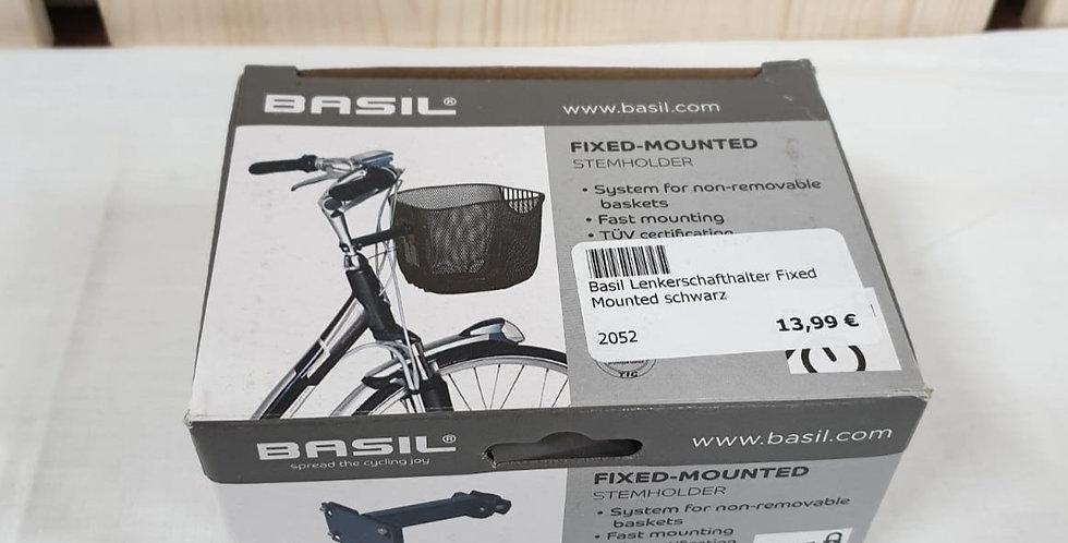 """BASIL Lenkerschafthalter """"Fixed Mounted"""""""