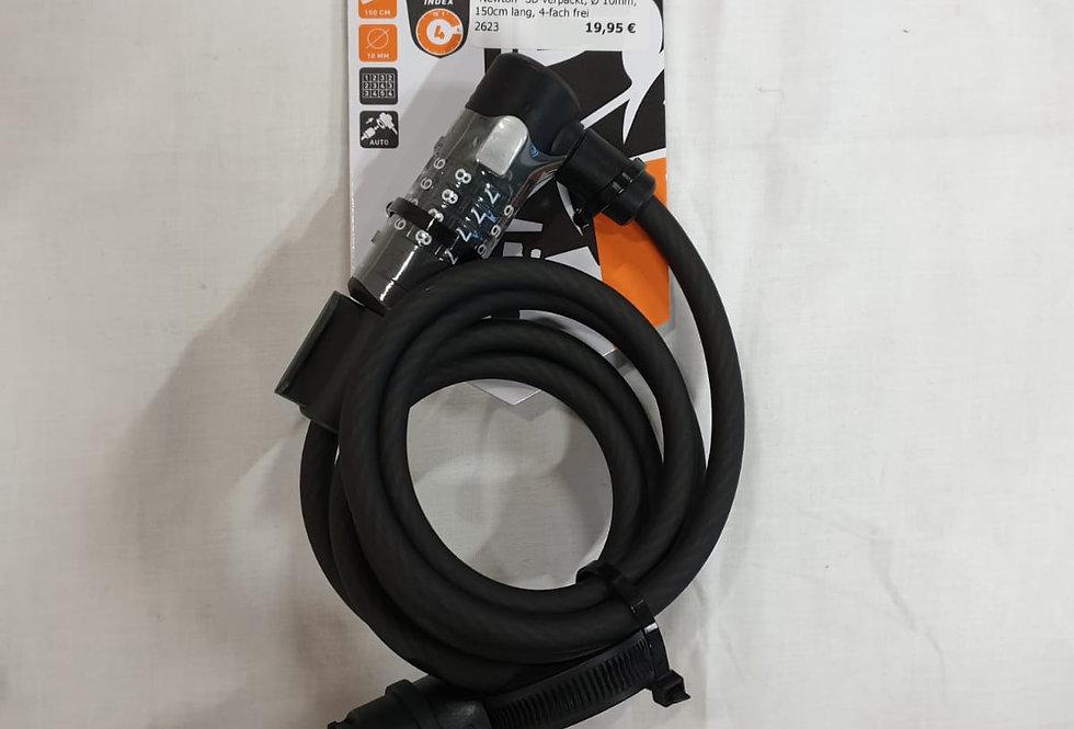 """AXA Einsteck-Kabel """"Newton"""""""