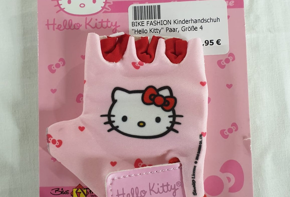 "BIKE FASHION Kinderhandschuh ""Hello Kitty"""