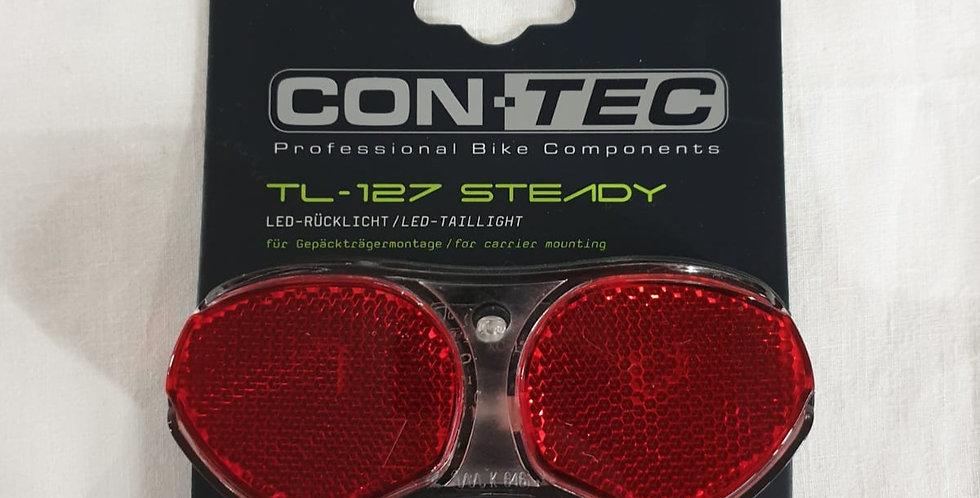 """CONTEC LED-Gepäckträgerrücklicht """"TL-127"""""""