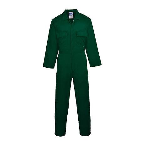 PW200 Portwest Euro work polycotton coverall (S999)