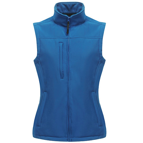 RG155 Regatta Women's Flux softshell bodywarmer
