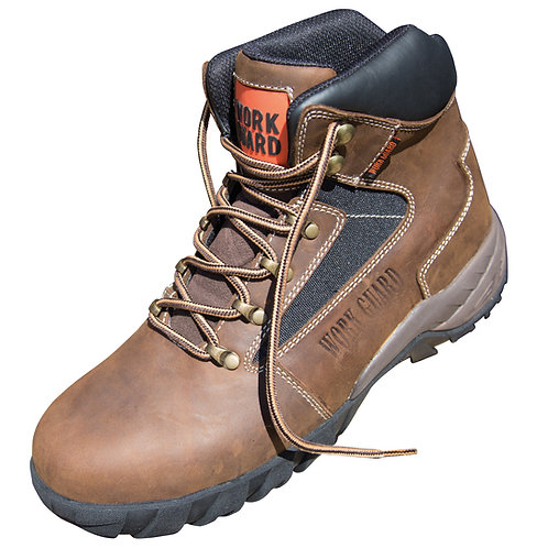 R346X Result Carrick safety boot