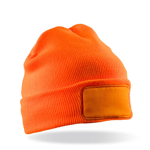 RC34X Result Double-knit Thinsulate™ printers beanie