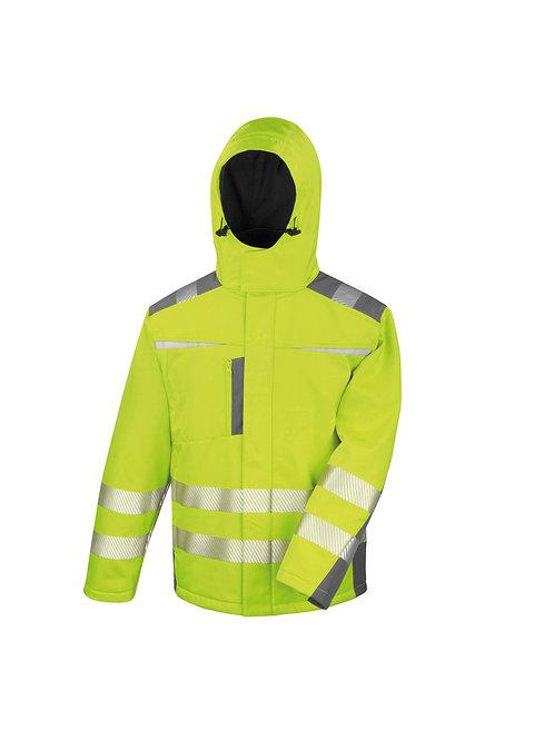 R331X Result Dynamic softshell coat