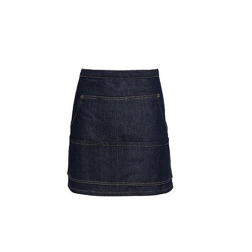 PR125 Premier Jeans stitch denim waist apron