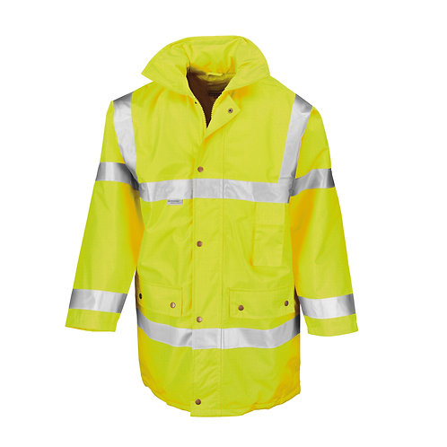 RE18A Result Safety jacket