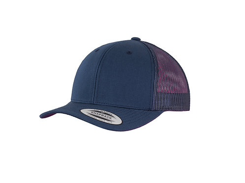 YP023 Flexfit Retro trucker cap (6606)