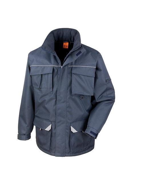 R301X Result Work-Guard Sabre long coat