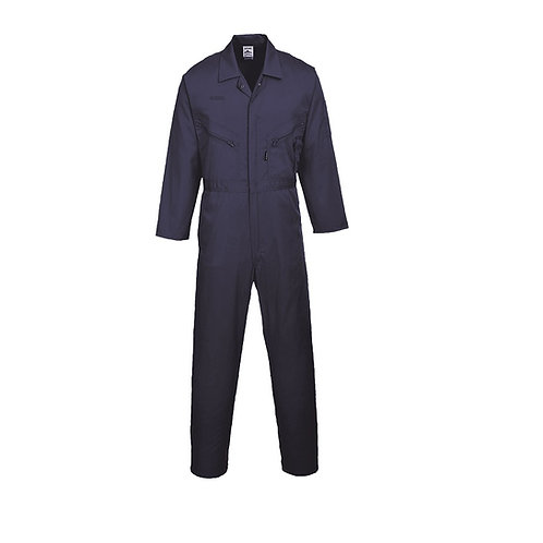 PW065 Portwest Liverpool zip coverall (C813)