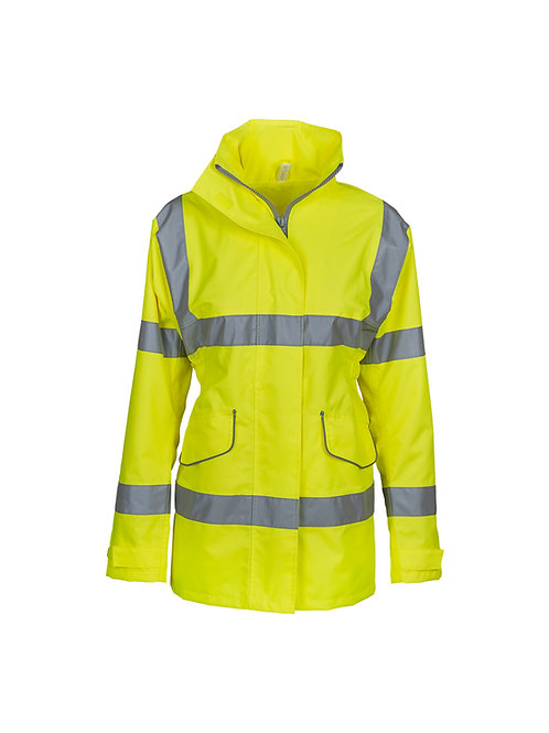 YK028 YOKO Women's hi-vis executive jacket (HVP189)