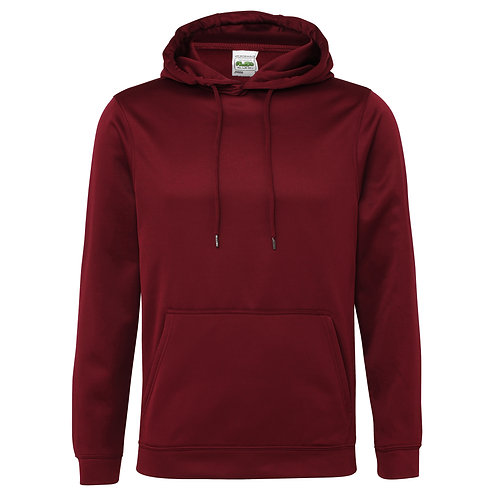 JH006 AWDis Sports polyester hoodie
